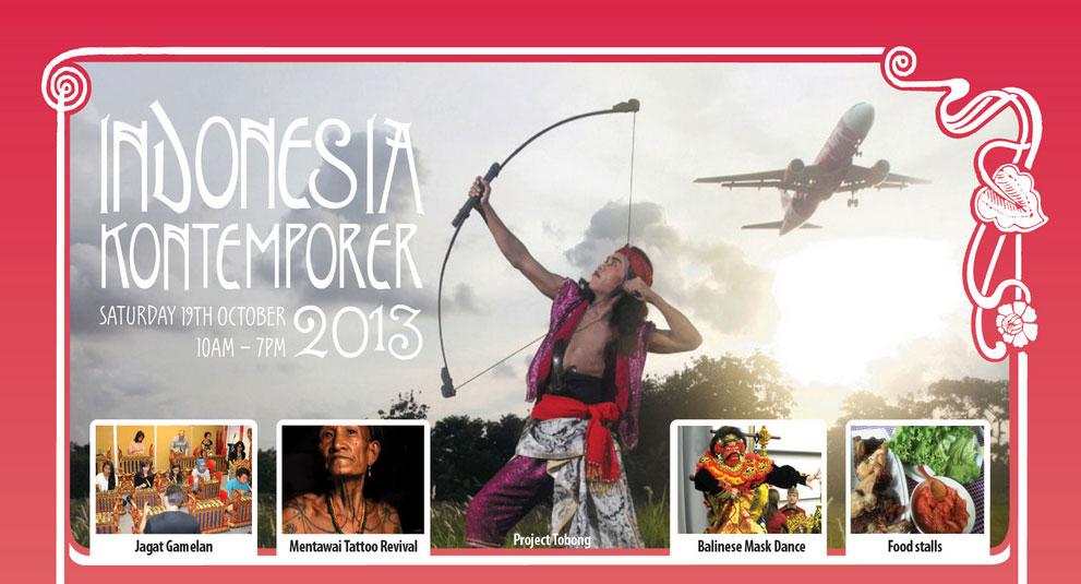 indonesia kontemporer