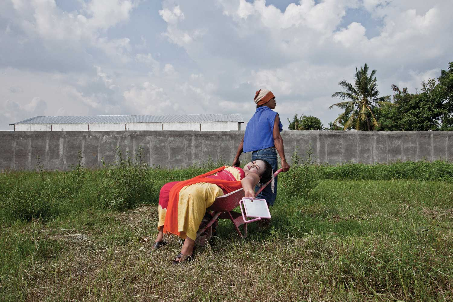 Helen Marshall and Risang Yuwono, FIELDS, 2013